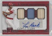 Lou Brock [EX to NM] #/10