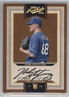 Rookie Autographs I - Ross Stripling /25