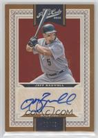 Base VI Autographs - Jeff Bagwell /49