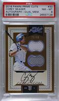 Rookie Autographs II - Corey Seager [PSA 8 NM‑MT] #/99