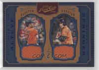 Jose Altuve, George Springer /25