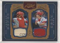 Johnny Bench, Pete Rose /49
