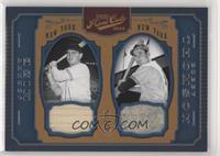 Bobby Thomson, Johnny Mize #/25