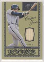 Chipper Jones #/99
