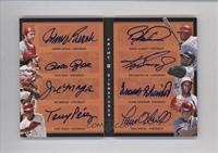 Barry Larkin, Frank Robinson, Joe Morgan, Johnny Bench, Ken Griffey Jr., Pete R…