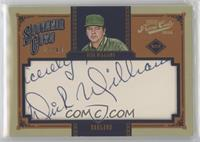 Dick Williams /40