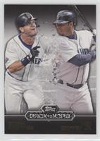 Ken Griffey Jr., Edgar Martinez