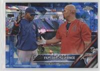 Papi and the Prince #/250