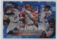 Paul Goldschmidt, Anthony Rizzo, Nolan Arenado /250