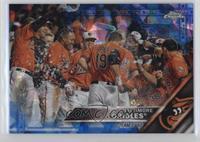 Baltimore Orioles /250