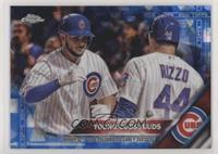 Young Cubs Buds #/250
