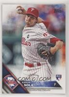 Aaron Nola (Pitching)