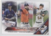 Dallas Keuchel, Sonny Gray, David Price