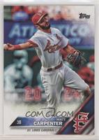 Matt Carpenter (Camo, Fielding)