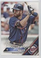 Joe Mauer (Batting; Blue Jersey)