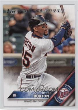 2016 Topps - [Base] #528 - Byron Buxton
