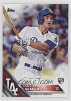 Corey Seager (Batting) [Noted]