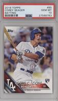 Corey Seager (Batting) [PSA 10 GEM MT]