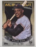 Willie Mays #/49