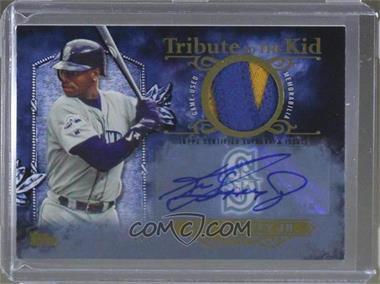 2016 Topps - Tribute to the Kid Autographed Relics #KIDAP-9 - Ken Griffey Jr. /1