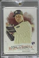 Gary Sanchez /1 [ENCASED]