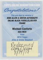 Michael Conforto [REDEMPTION Being Redeemed]