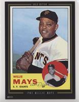 Willie Mays #/10