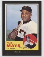 Willie Mays #/499