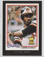 Eddie Murray #/499