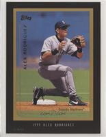 Alex Rodriguez [Noted] #/499