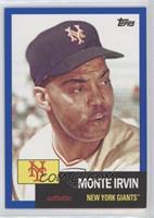 1953 Design - Monte Irvin #/199