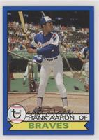 1979 Design - Hank Aaron #/199