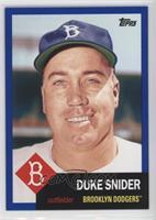 1953 Design - Duke Snider /199