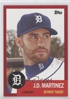 1953 Design - J.D. Martinez [Noted] #/50