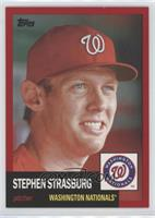 1953 Design - Stephen Strasburg /50