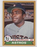 1979 Design - Joe Morgan #/10