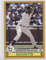 1979 Design - Brandon Crawford /10