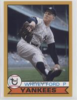 1979 Design - Whitey Ford [Noted] #/10