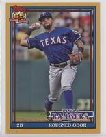 1991 Design - Rougned Odor [Noted] #/10