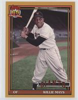 1991 Design - Willie Mays #/10