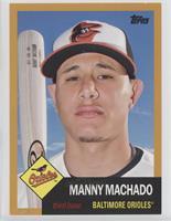 1953 Design - Manny Machado [Noted] #/10