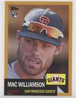 1953 Design - Mac Williamson /10