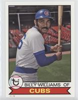 1979 Design - Billy Williams #/49