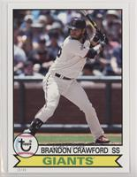 1979 Design - Brandon Crawford /49