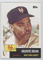 1953 Design - Monte Irvin