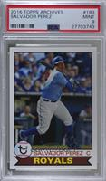 1979 Design - Salvador Perez [PSA 9 MINT]