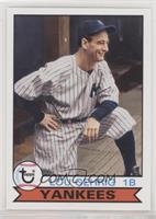 1979 Design - Lou Gehrig