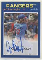 1971 Design - Jeff Burroughs #/199