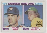 Nolan Ryan, Steve McCatty