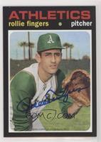 Rollie Fingers #/99